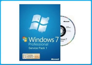 Chine code principal de produit de 32bit 64bit Windows pour la pro SP1 pleine version de Windows 7 distributeur