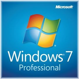Chine Code principal de produit de Microsoft Windows 7, pro version d'OEM de clé d'activation de Windows 7 distributeur